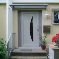 Biffar-Haustür Aluminium