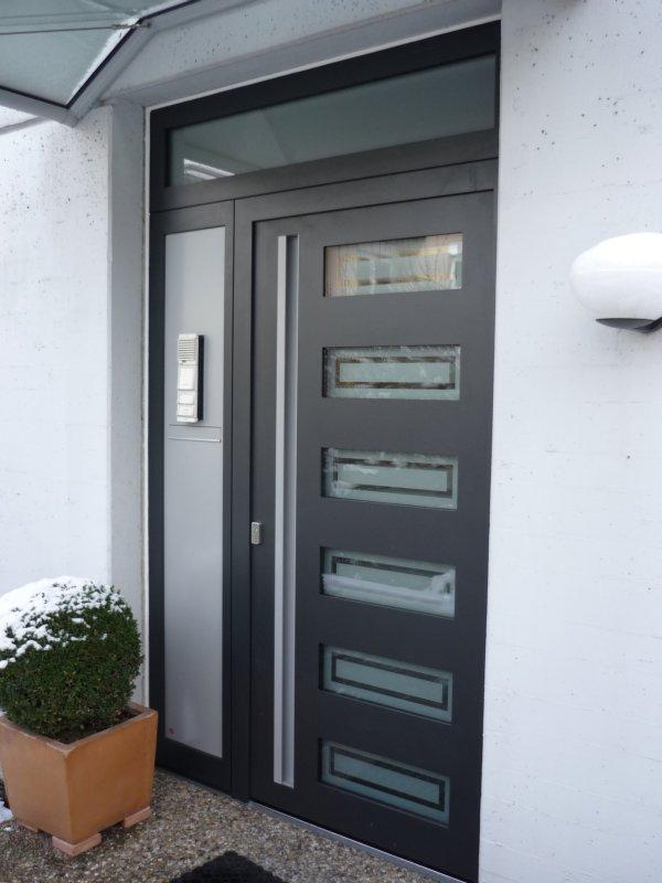 weitere biffar aluminium haust ren biffarstudio. Black Bedroom Furniture Sets. Home Design Ideas