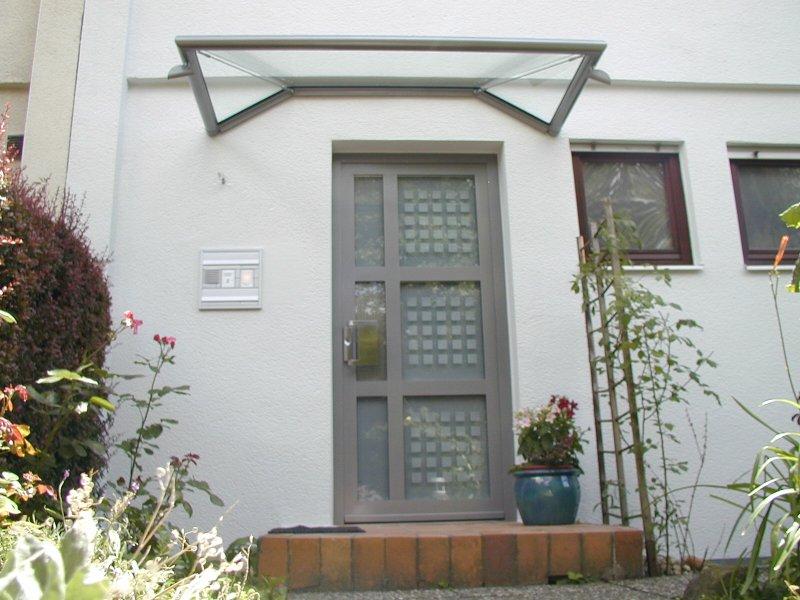 Vordach Terrassentür : Weitere Biffar Aluminium Haust u00fcren Biffarstudio