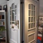 Biffar Doppeltür WI20 undHP17 – Türblattkonstruktion bzw. Füllungsplatte